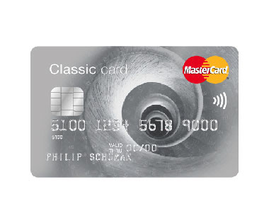 Your MasterCard ICS Cards