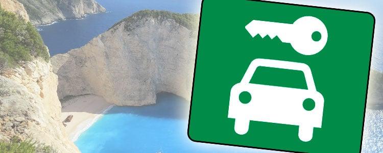 Auto huren zonder creditcard op vakantie
