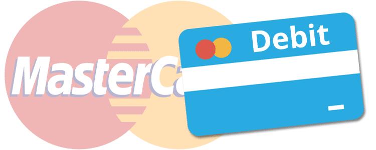 Mastercard debit card