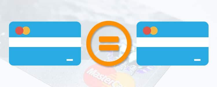 Debitcard vergelijken