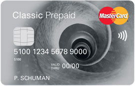 ICS Cards Prepaid Card
