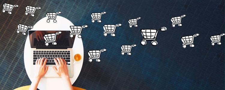 Aankopen doen op webshops in het buitenland met een credit kaart