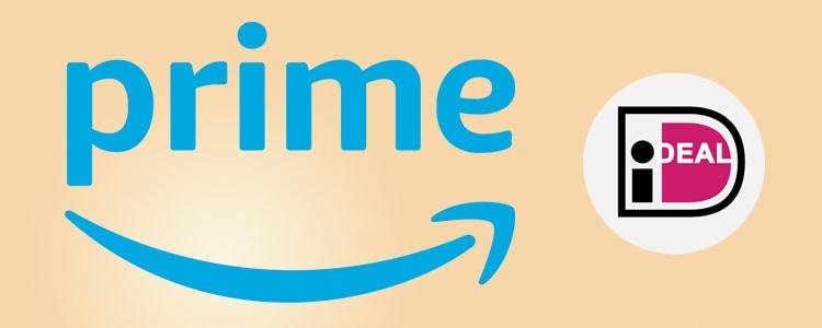 Amazon Prime iDEAL / zonder creditcard