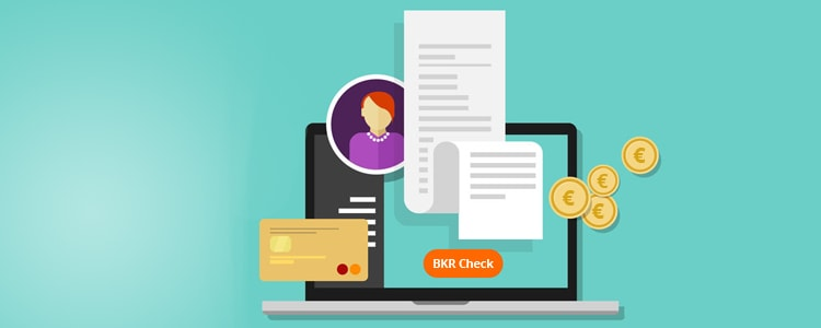 BKR registratie creditcard