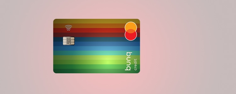 bunq creditcard
