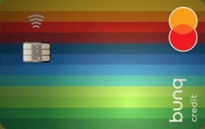 bunq easyTravel creditcard