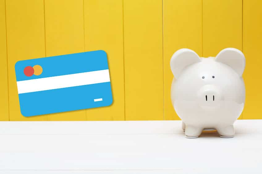 Creditcard zonder of met een laag inkomen