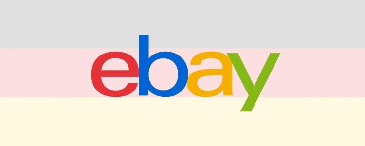 ebay Duitsland