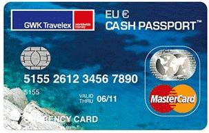 GWK Cash Passport