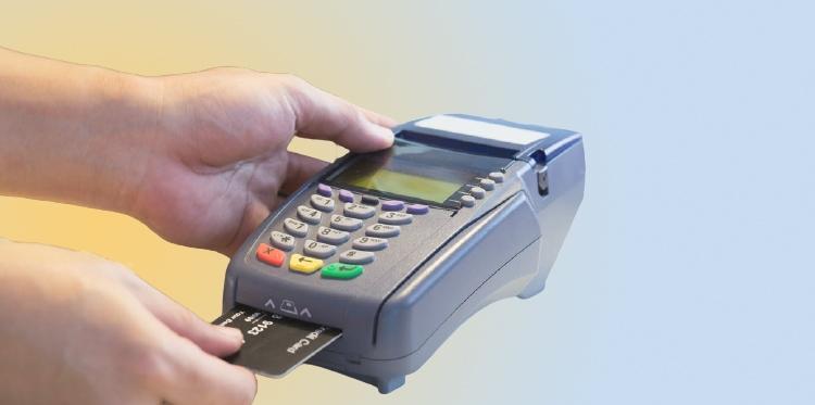 Hoe werkt een creditcard bij offline afrekenen?