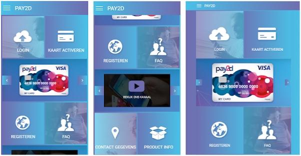 pay2d app