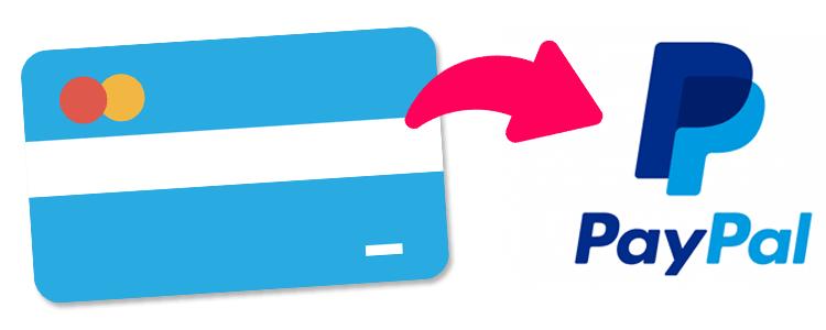 Debit card koppelen aan PayPal