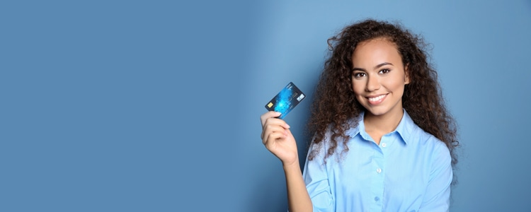 Prepaid VISA card