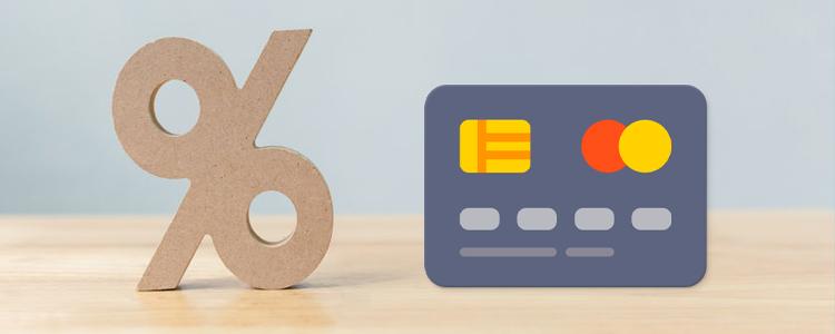 Rente creditcard