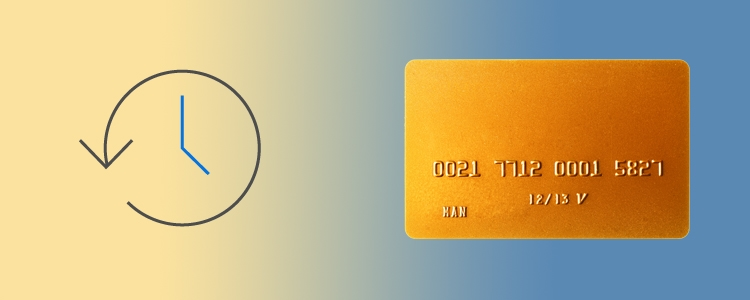 Tijdelijke creditcard?