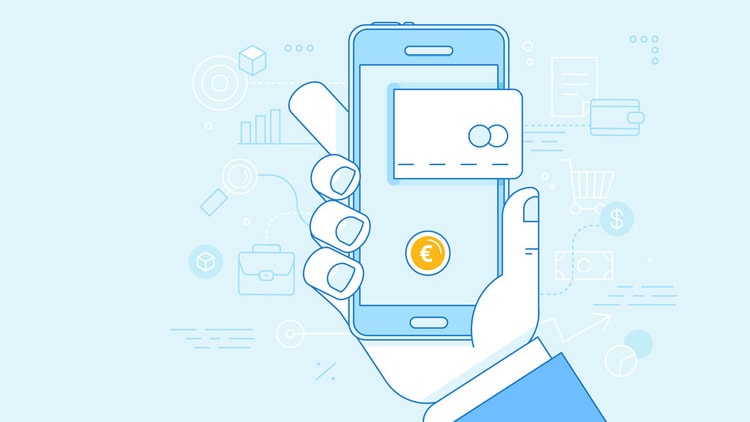 Virtuele prepaid creditcard