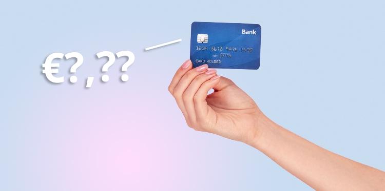 Wat kost een prepaid creditcard?